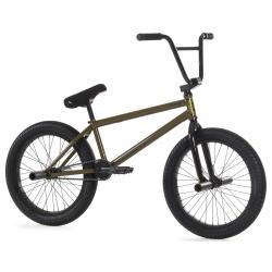 Велосипед BMX Fiend Type A 2020 глянцевый оливковый