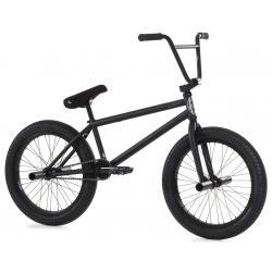 Велосипед BMX Fiend Type A+ 2020 матовый прозрачный черный