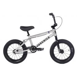 Велосипед BMX CULT JUVENILE 14 2020 серебро