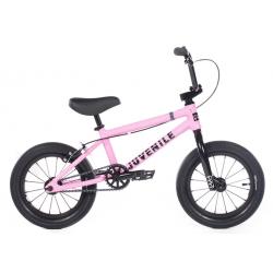 Велосипед BMX CULT JUVENILE 14 2020 розовый