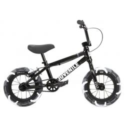 Велосипед BMX CULT JUVENILE 12 2020 черный