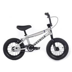 Велосипед BMX CULT JUVENILE 12 2020 серебро