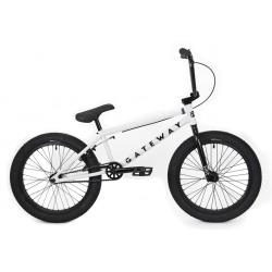 Велосипед BMX CULT GATEWAY 2020 20.5 белый