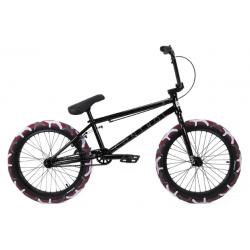 Велосипед BMX CULT CONTROL 2020 20.75 черный