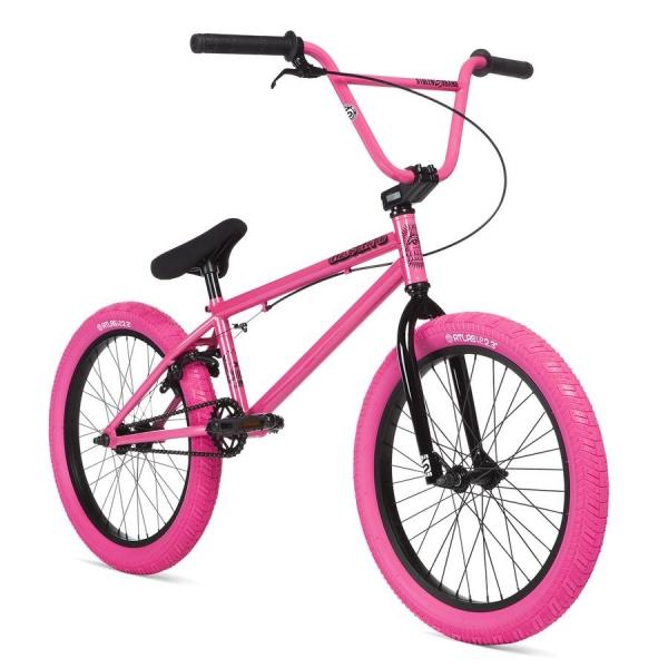 Велосипед BMX STOLEN CASINO XS 2020 19.25 хлопок конфетный розовый