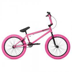 Велосипед BMX STOLEN CASINO 2020 20.25 хлопок конфетный розовый