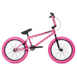 Велосипед BMX STOLEN CASINO XL 2020 21 хлопок конфетный розовый