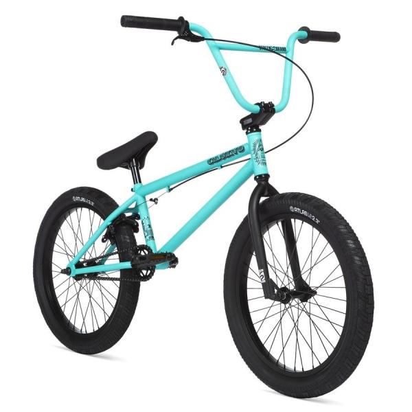 Велосипед BMX STOLEN CASINO XL 2020 21 карибский зеленый