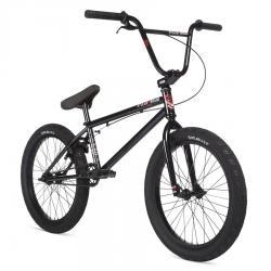 Велосипед BMX STOLEN STEREO 2020 20.75 черный