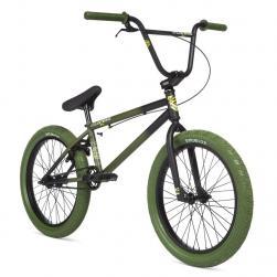 Велосипед BMX STOLEN STEREO 2020 20.75 fadded spec ops