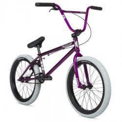 Велосипед BMX STOLEN HEIST 2020 21 глубокий фиолетовый