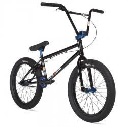 Велосипед BMX STOLEN SINNER FC XLT 2020 21 RHD черный с темным синим
