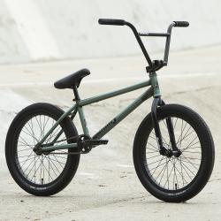 Велосипед BMX Sunday EX 2020 20.75 холодный зеленый