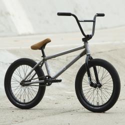 Велосипед BMX Sunday EX 2020 21 глянцевый некрашеный