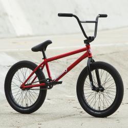 Велосипед BMX Sunday Forecaster 2020 20.75 конфетный красный