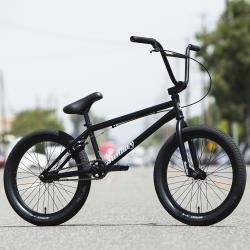Велосипед BMX Sunday Scout 2020 20.75 глянцевый черный