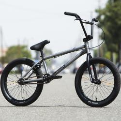 Велосипед BMX Sunday Scout 2020 21 матовый некрашеный