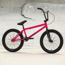 Велосипед BMX Sunday Primer 2020 20.5 глянцевый горячий розовый