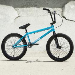 Велосипед BMX Sunday Primer 2020 20.5 глянцевый синий