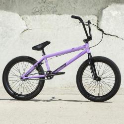 Велосипед BMX Sunday Primer 2020 20.75 матовый лавандовый