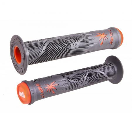Odi Hucker Gray with Orange grips