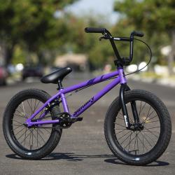 Велосипед BMX Sunday Primer 18 2020 18.5 матовый виноградная сода