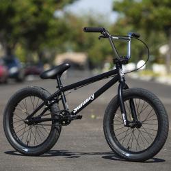 Велосипед BMX Sunday Primer 18 2020 18.5 матовый черный
