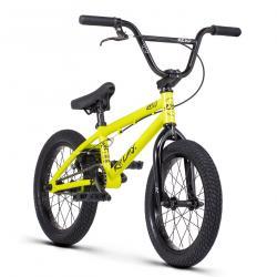 Велосипед BMX Radio REVO 16 2020 15.75 глянцевый лайм