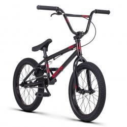 Велосипед BMX Radio REVO 18 2020 17.55 глянцевый черный