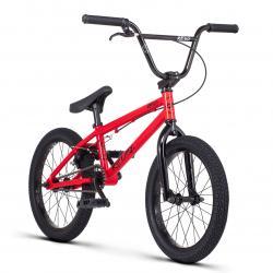 Велосипед BMX Radio REVO 18 2020 17.55 глянцевый красный