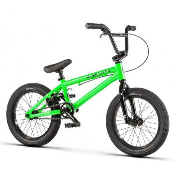 Велосипед BMX Radio DICE 16 2020 16 неоновый зеленый