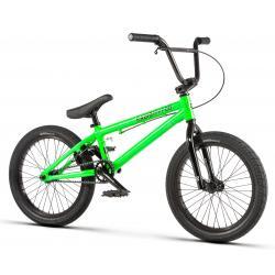Велосипед BMX Radio DICE 18 2020 18 неоновый зеленый