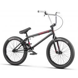 Велосипед BMX Radio EVOL 2020 20.3 матовый черный