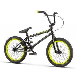 Велосипед BMX Radio SAIKO 18 2020 18 черный
