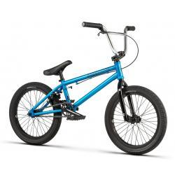 Велосипед BMX Radio SAIKO 18 2020 18 металлик серо-голубой