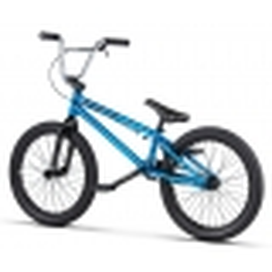 Велосипед BMX Radio SAIKO 2020 19.25 металлик серо-голубой