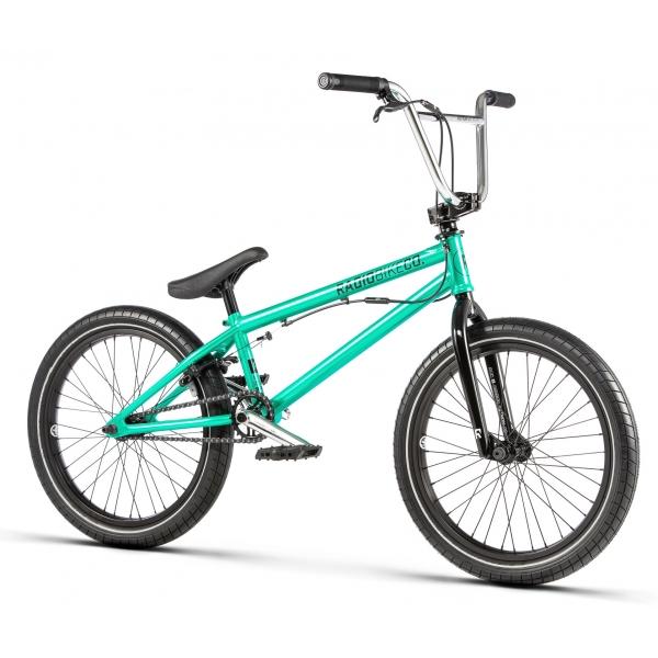 Велосипед BMX Radio Astron 2020 20.75 металлик ментоловый