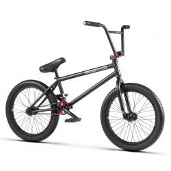 Велосипед BMX Radio Comrad 2020 21 матовый черный