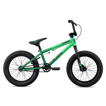 Велосипед BMX Mongoose L16 2020 16 зеленый