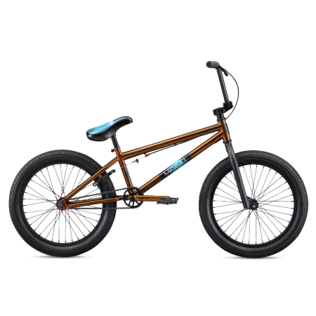 Велосипед BMX Mongoose L40 2020 20.5 медный