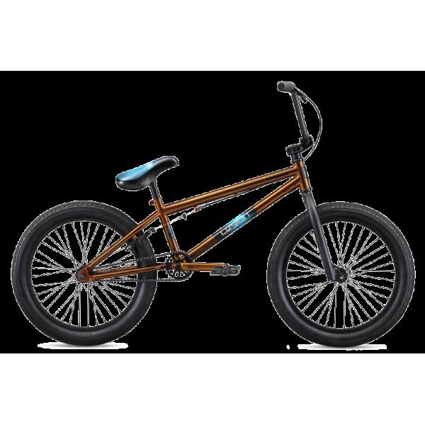 Велосипед BMX Mongoose L40 2020 20.5 медный