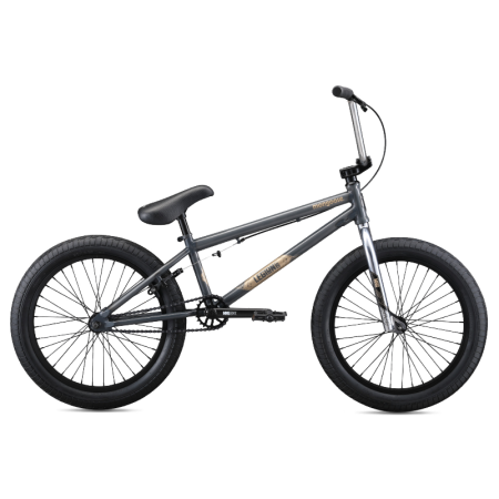 Велосипед BMX Mongoose L60 2020 20.5 серый