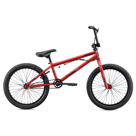 Велосипед BMX Mongoose L10 2020 красный