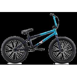 Велосипед BMX Mongoose L80 2020 21 серо-зеленый с черный