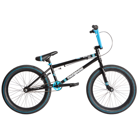 Велосипед BMX Mongoose R50 2020 20,5 синий