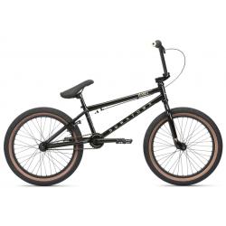 Велосипед BMX Haro Downtown 2020 19.5 глянцевый черный