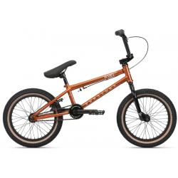 Велосипед BMX Haro Downtown 16 2020 16 медный