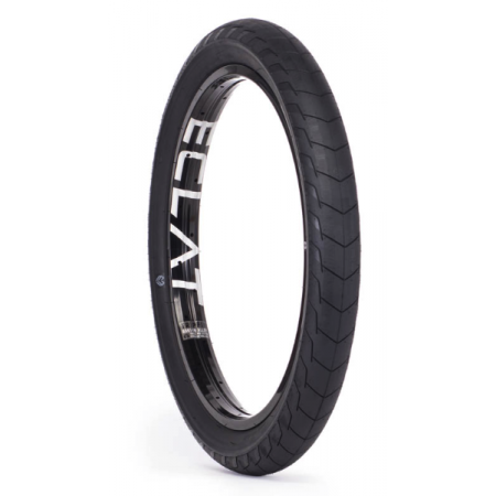 Eclat Decoder High Pressure 2.4 Black BMX Tire