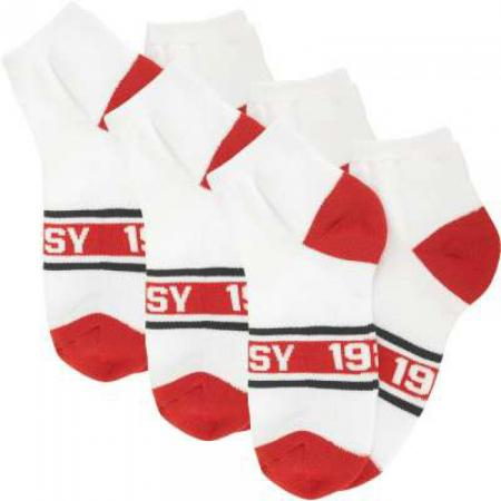 Socks Odsy 1985 Ghost Socks White