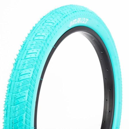Fiction Atlas 2.4 Caribbean Green BMX Tire
